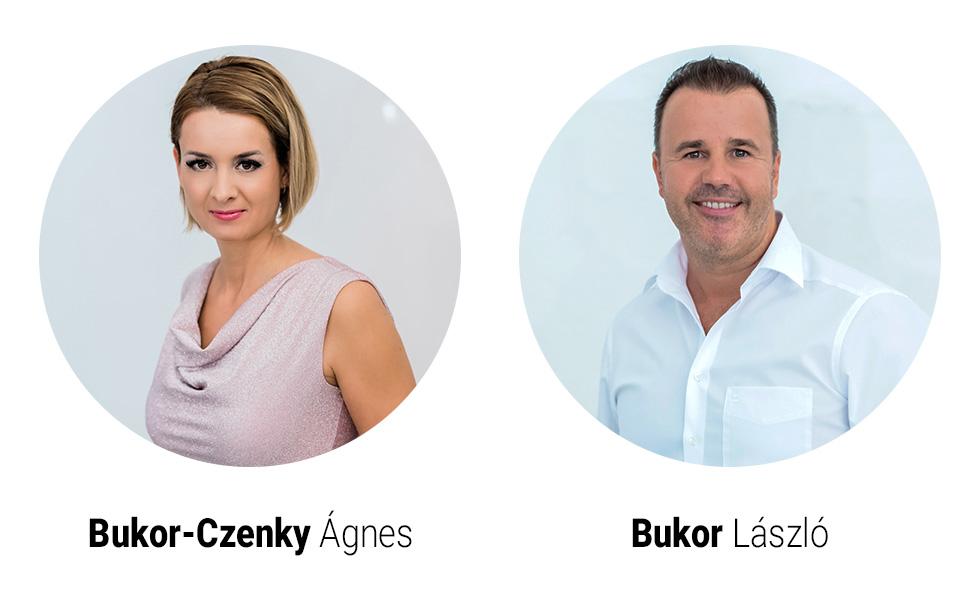 Bukor-Czenky Ágnes és Bukor László